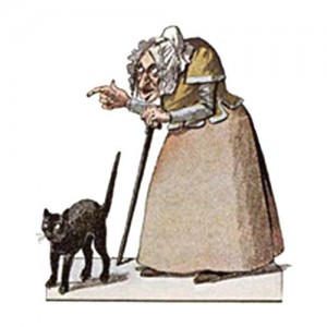 old-maid-and-black-cat